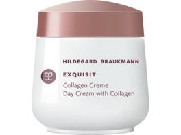 HILDEGARD BRAUKMANN exquisit Collagen Creme Tag