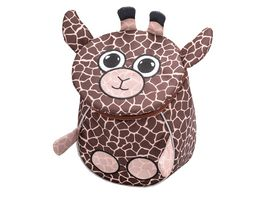 Belmil Kindergartenrucksack MINI ANIMALS Mini Giraffe