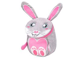 Belmil Kindergartenrucksack MINI ANIMALS Mini Bunny