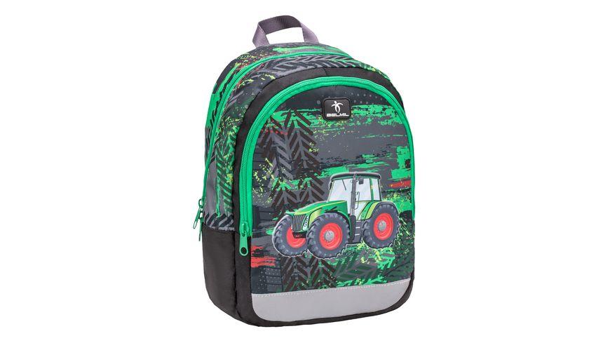 Belmil Vorschulrucksack KIDDY Bag Tractor
