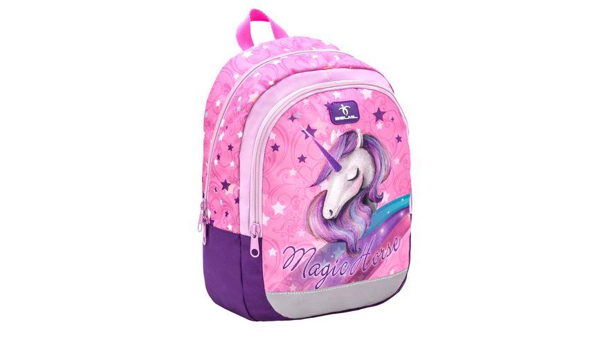 Belmil Vorschulrucksack KIDDY Bag Unicorn