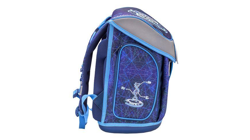 JOLLY Belmil MISTER Space Ship 60teiliges Schultaschen Set