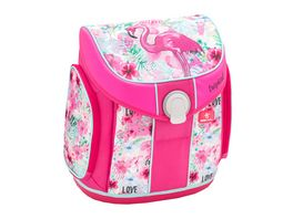 JOLLY Belmil MISSY Tropical Flamingo 60teiliges Schultaschen Set
