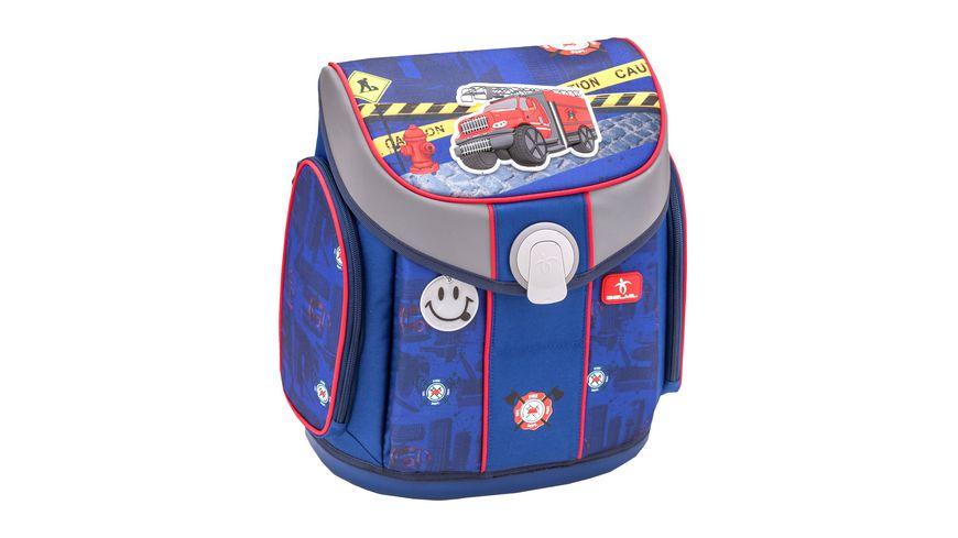 JOLLY Belmil MISTER Firetruck 60teiliges Schultaschen Set