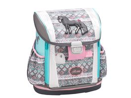 JOLLY Belmil Customize Me Horse Spezial 60teiliges Schultaschen Set