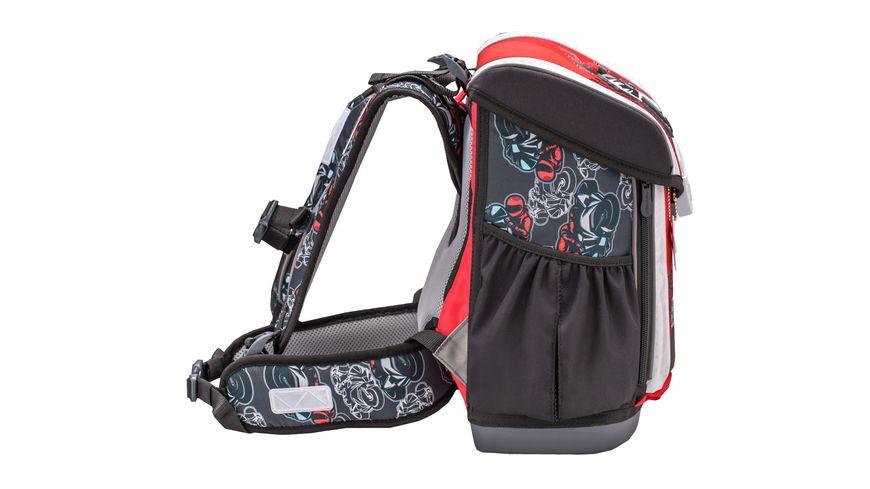 JOLLY Belmil Customize Me Super Speed 60teiliges Schultaschen Set