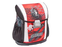 JOLLY Belmil CustomizeMe Super Speed 60teiliges Schultaschen Set