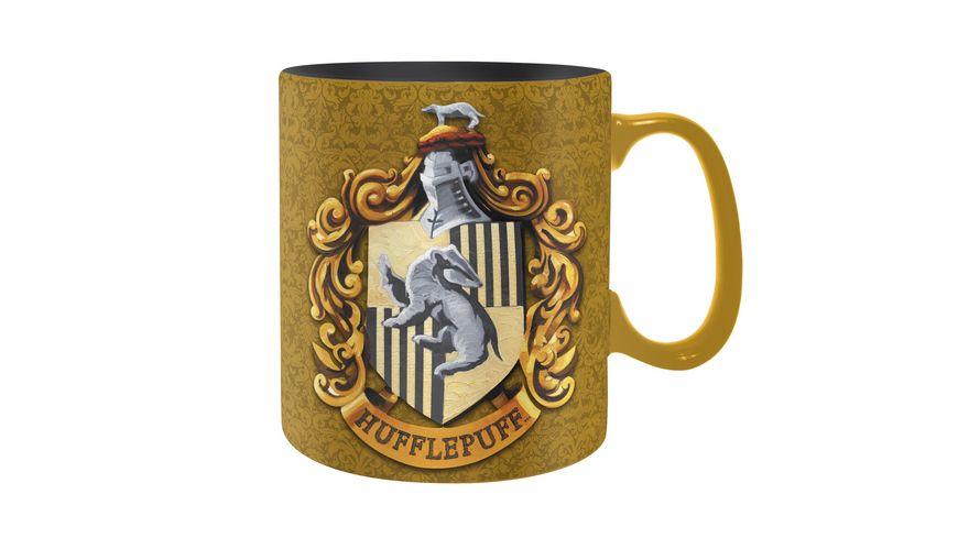 Harry Potter Hufflepuff Tasse 460ml