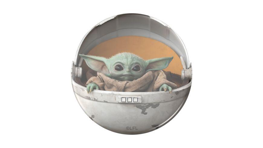 PopGrip Baby Yoda Pod