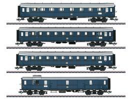 Maerklin 42228 Schnellzugwagen Set zur BR E 17