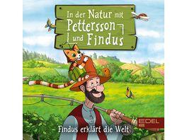 Findus Erklaert Die Welt Hoerspiel zum Naturbuch