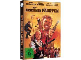 Mit eisernen Faeusten Limited Mediabook Edition DVD HD neu abgetastet plus Booklet