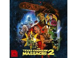 The Texas Chainsaw Massacre 2 Limited Collector s Box 2 BRs