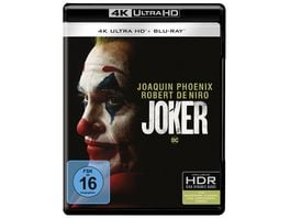 Joker 4K Ultra HD Blu ray