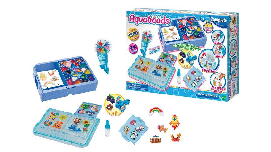 Aquabeads 32798 Bastelset Deluxe