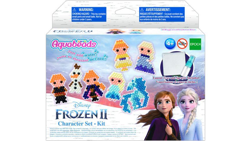 Aquabeads 31370 - Frozen II Figurenset