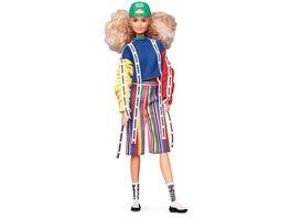 Mattel Barbie Barbie BMR1959 voll bewegliche Barbie Modepuppe mit blonden Locken