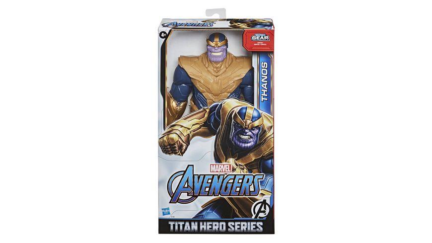 Hasbro Marvel Avengers TITAN HERO DLX THANOS