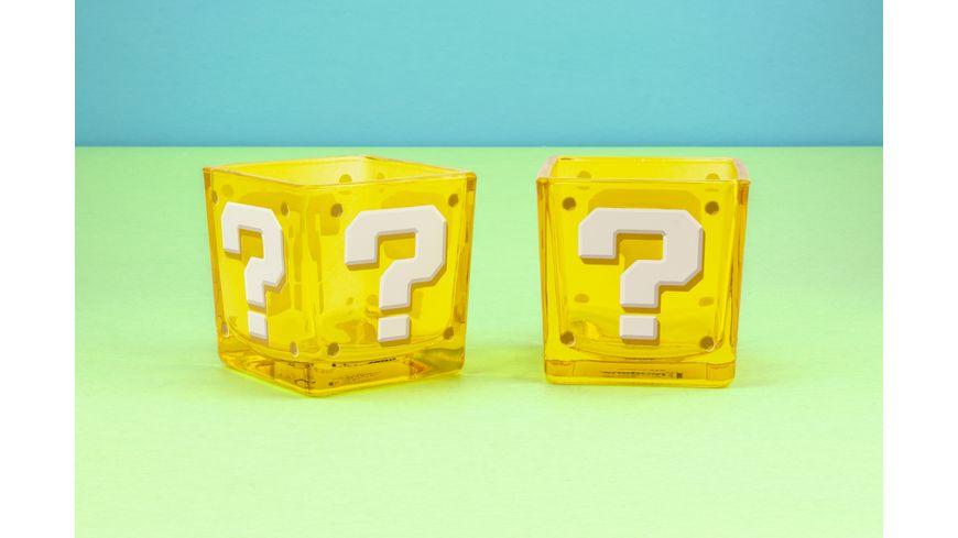 Super Mario Question Block Glaeser