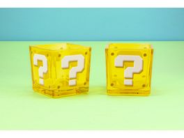 Super Mario Question Block Glaeser