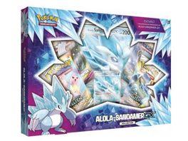 Pokemon Sammelkartenspiel Kollektion Alola Sandamer GX