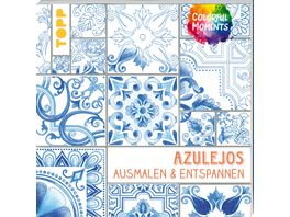 Colorful Moments Azulejos