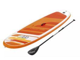Bestway HYDRO FORCE Sup Allround Board Set Aqua Journey 274 x 76 x 12 cm mit Paddel