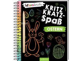 Kritzkratz Spass Ostern