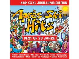 Apres Ski Hits Best Of 20 Jahre