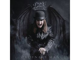 Ordinary Man 1LP black