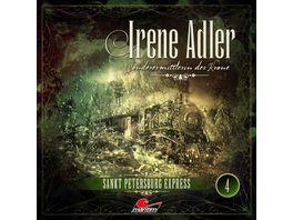 Irene Adler 04 Sankt Petersburg Express