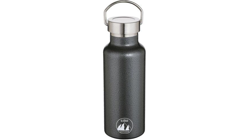 cilio Grigio Isolierflasche 0 5l