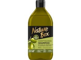 NATURE BOX Kraeftigungs Shampoo Oliven Oel