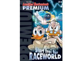 Lustiges Taschenbuch Premium 24 Das Rennen durch die Elemente
