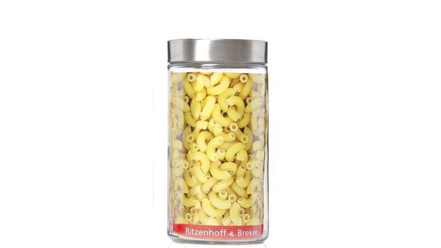 RITZENHOFF BREKER Vorratsglas Tosca 1 6l