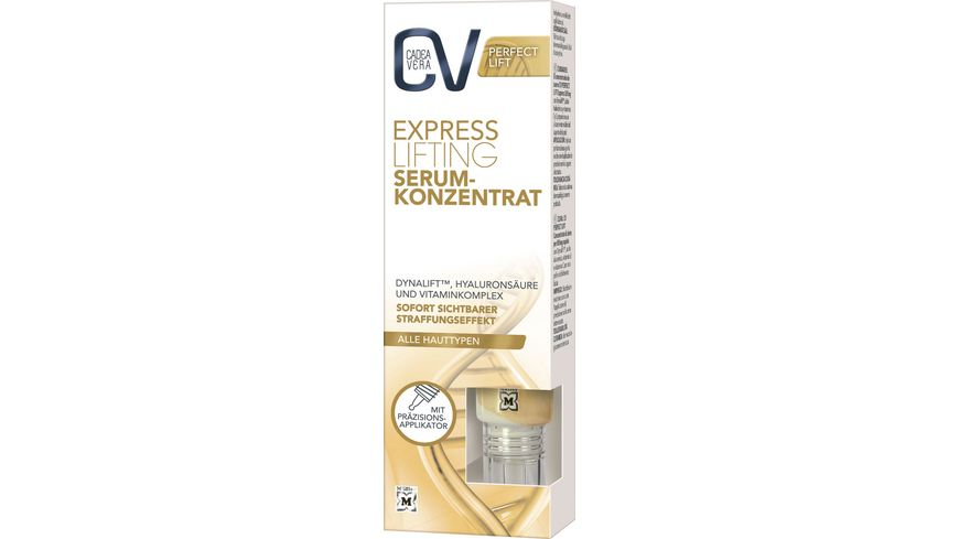 CV Perfect Lift Express Lifting Serum Konzentrat
