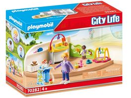 PLAYMOBIL 70282 City Life Krabbelgruppe