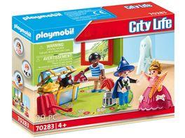 PLAYMOBIL 70283 City Life Kinder mit Verkleidungskiste