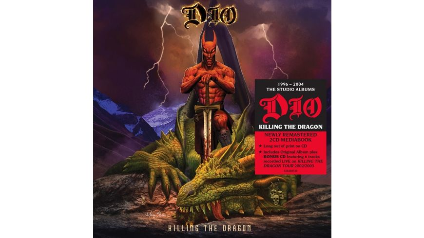 Killing The Dragon Deluxe Edition 2019 Remaster
