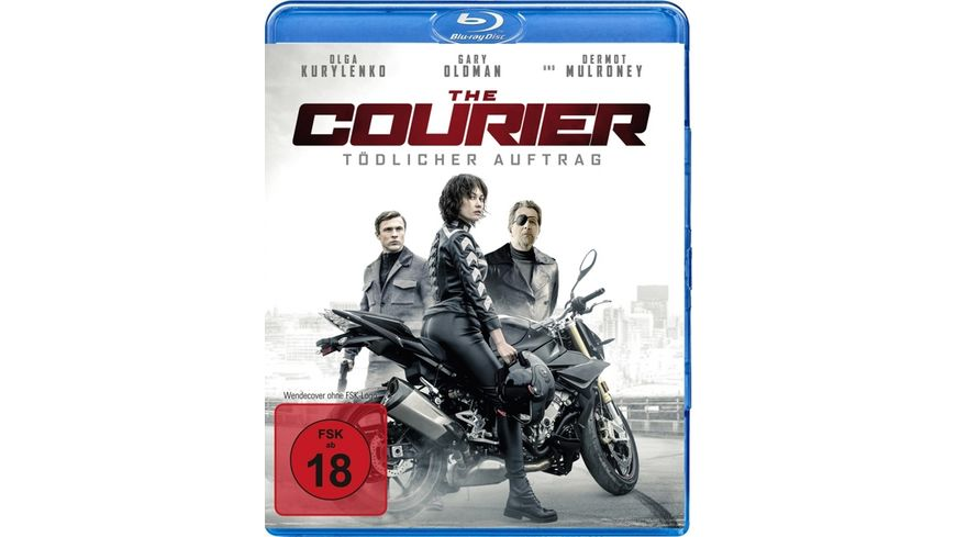 The Courier Toedlicher Auftrag