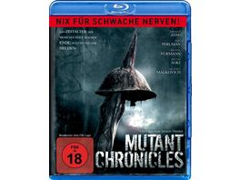 Mutant Chronicles Limited Edition Nix fuer schwache Nerven