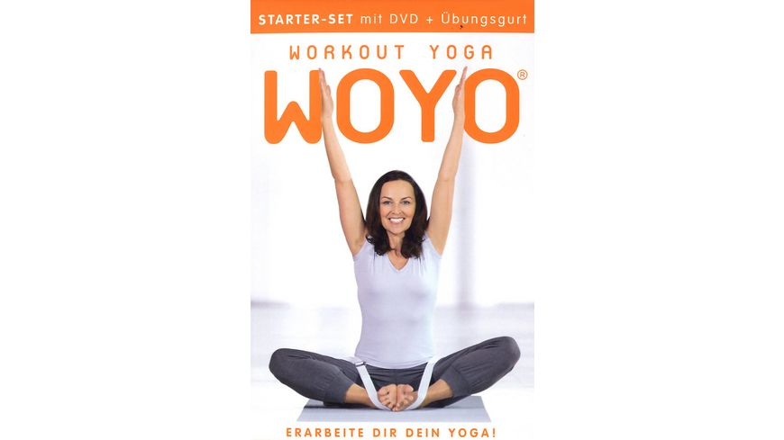 WOYO Workout Yoga Uebungsgurt
