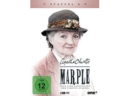 Agatha Christie MARPLE Staffel 4 2 DVDs