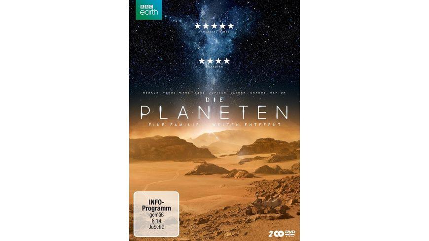 Die Planeten  [2 DVDs]