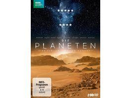 Die Planeten 2 DVDs