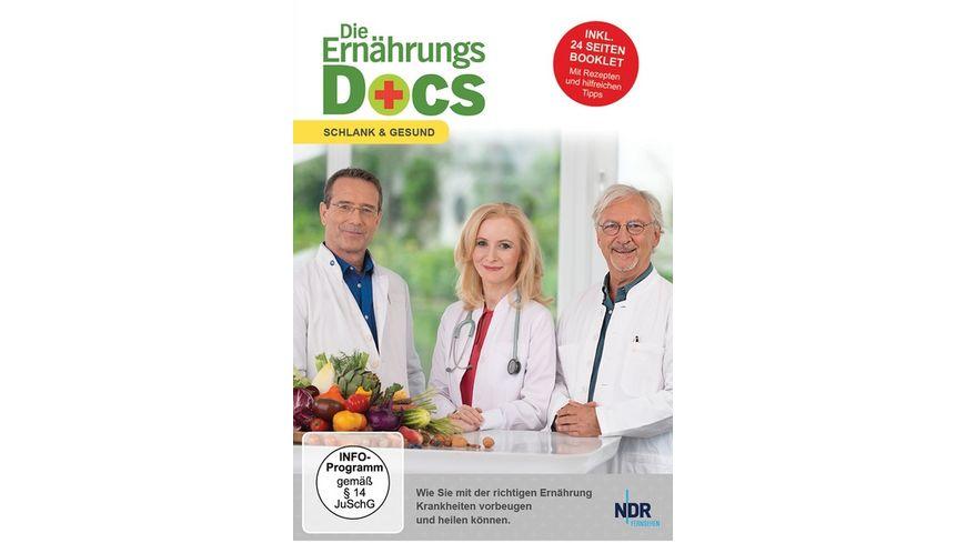 Die Ernaehrungs Docs Schlank gesund