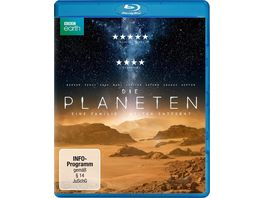 Die Planeten 2 BRs