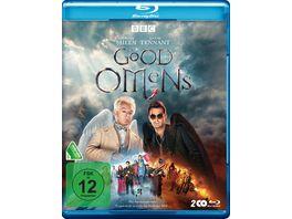 Good Omens Season 1 2 BRs