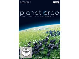 Planet Erde Staffel 1 2 DVDs