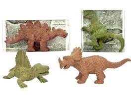 TRENDHAUS Radierer Set Dinosaurier sortiert